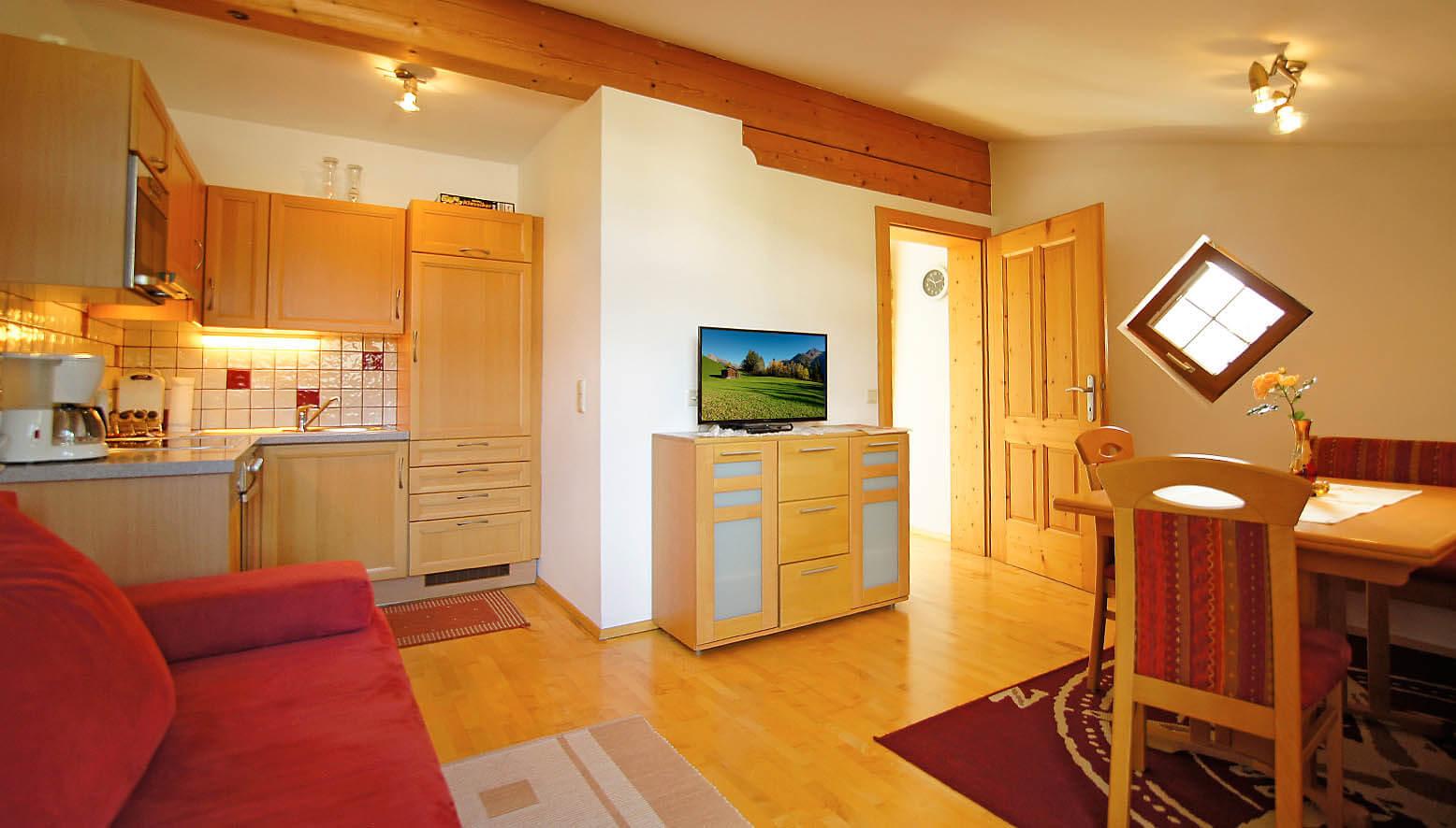 Ferienwohnung in Altenmarkt / Zauchensee - Haus Radlmacher